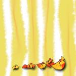 DINO-EI Notizbuch Rückseite